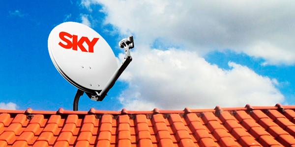 Como configurar uma antena SKY