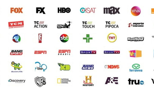 Quer conhecer os canais da SKY TV