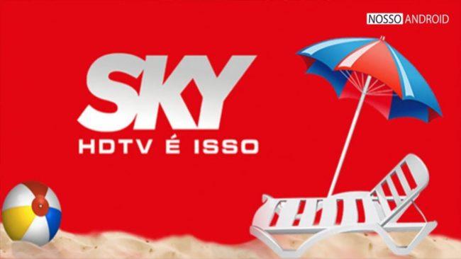 Conheça os Planos da SKY HDTV